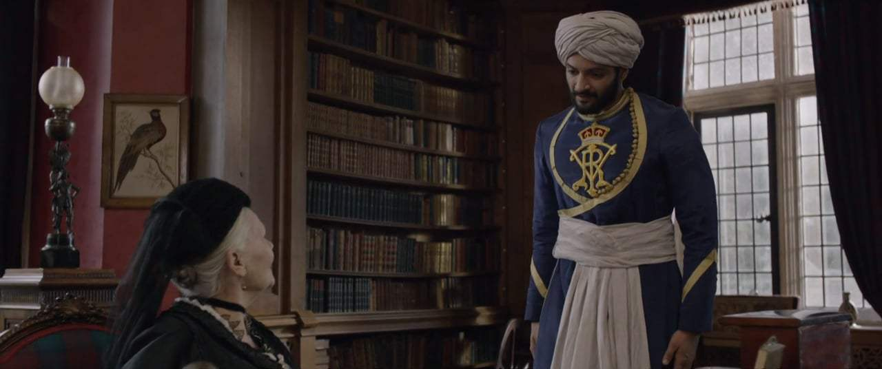 Victoria and Abdul (2017) - Learning Urdu