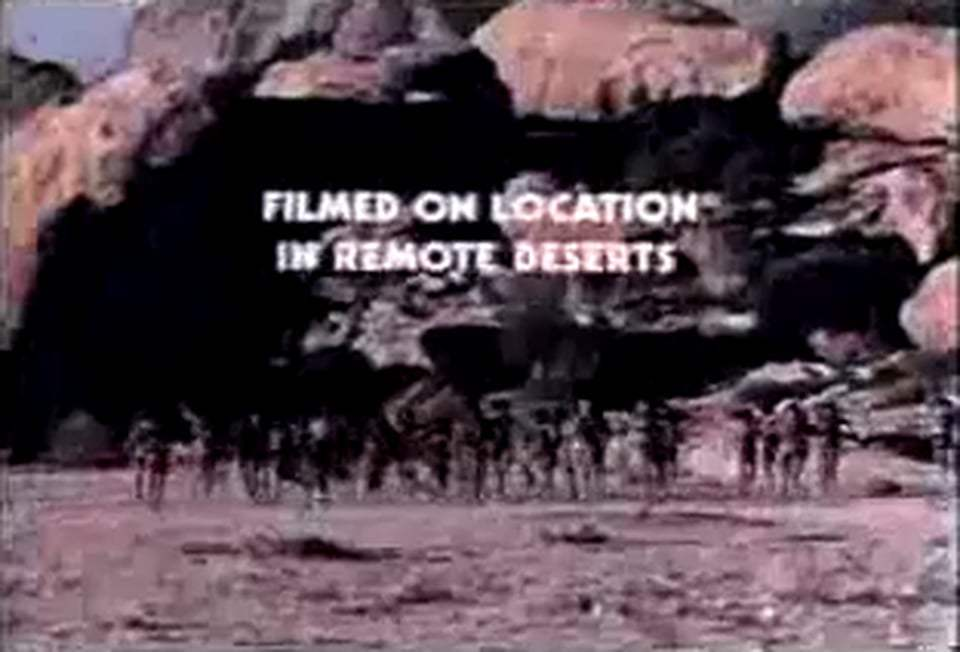 Creatures the World Forgot Trailer (1971)