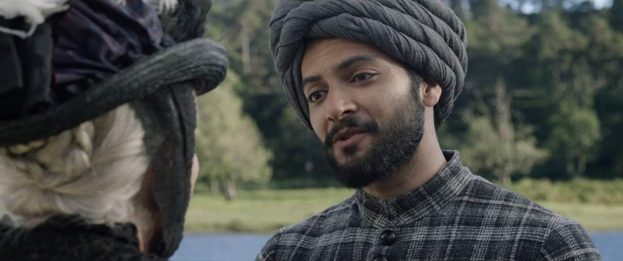 Victoria and Abdul (2017) - The Munshi