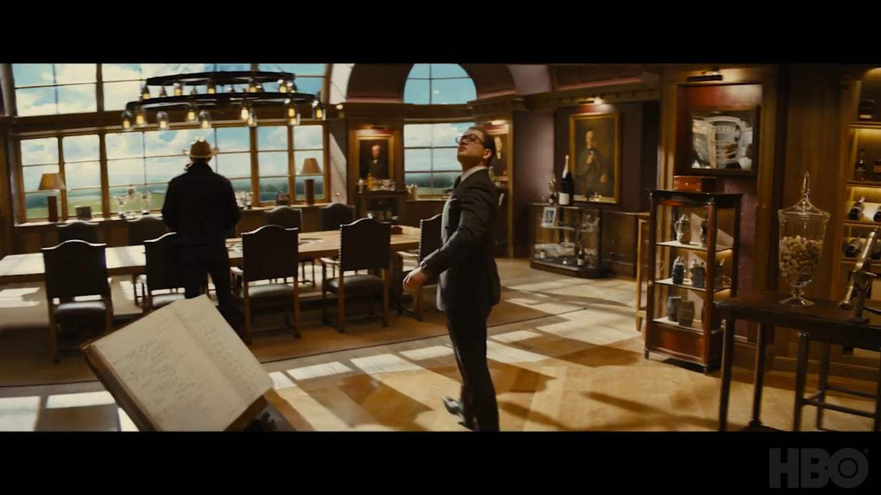 Kingsman: The Golden Circle TV Spot - HBO First Look (2017)