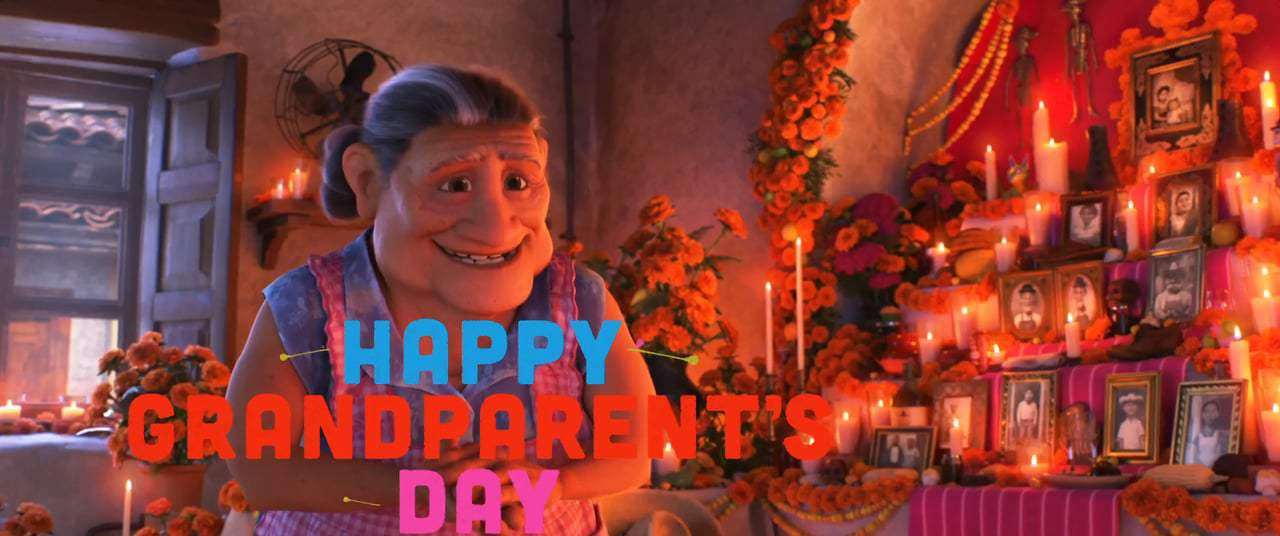 Coco TV Spot - Happy Grandparents Day (2017)