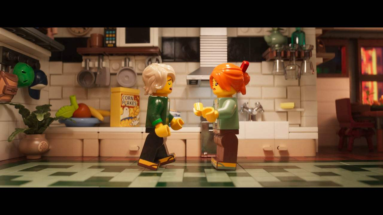 The Lego Ninjago Movie Featurette - Kicks & Bricks (2017)