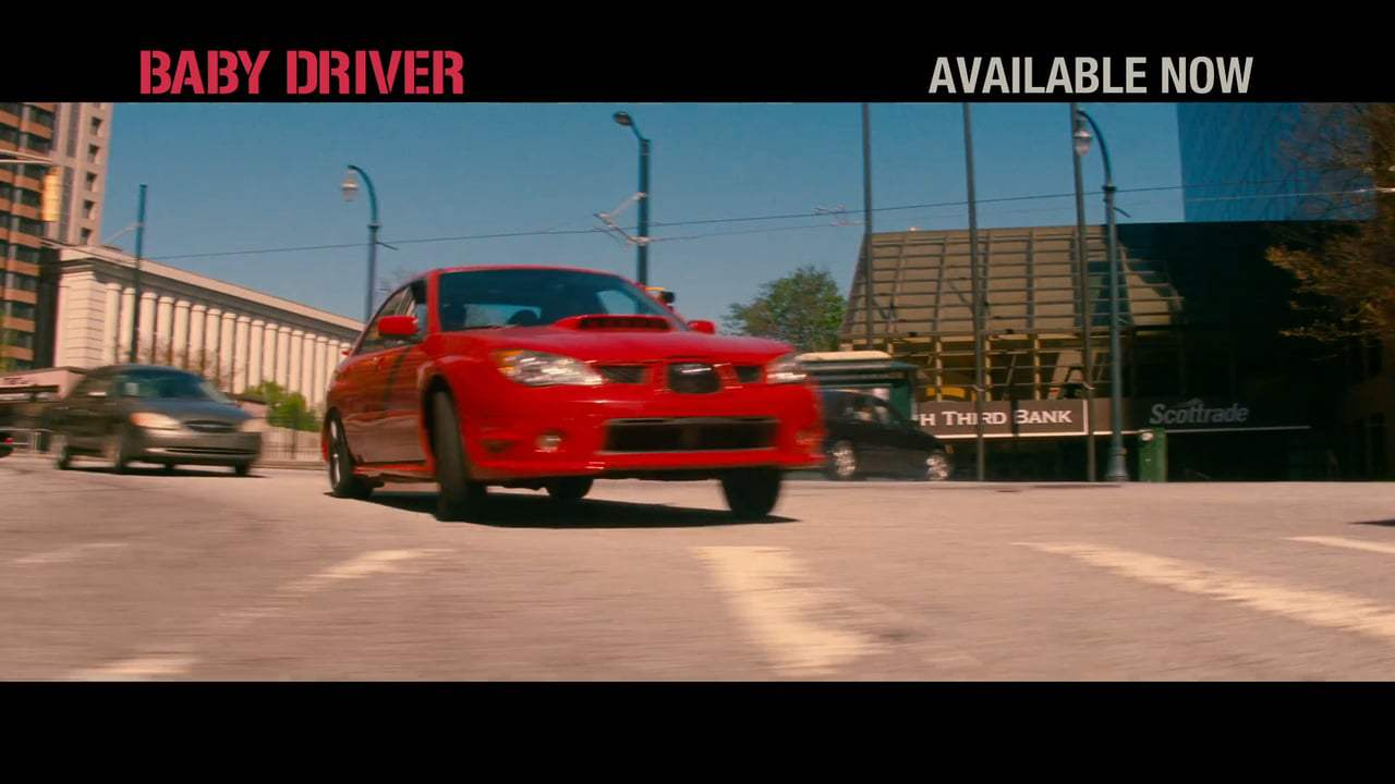 Baby Driver TV Spot - Digital HD (2017)