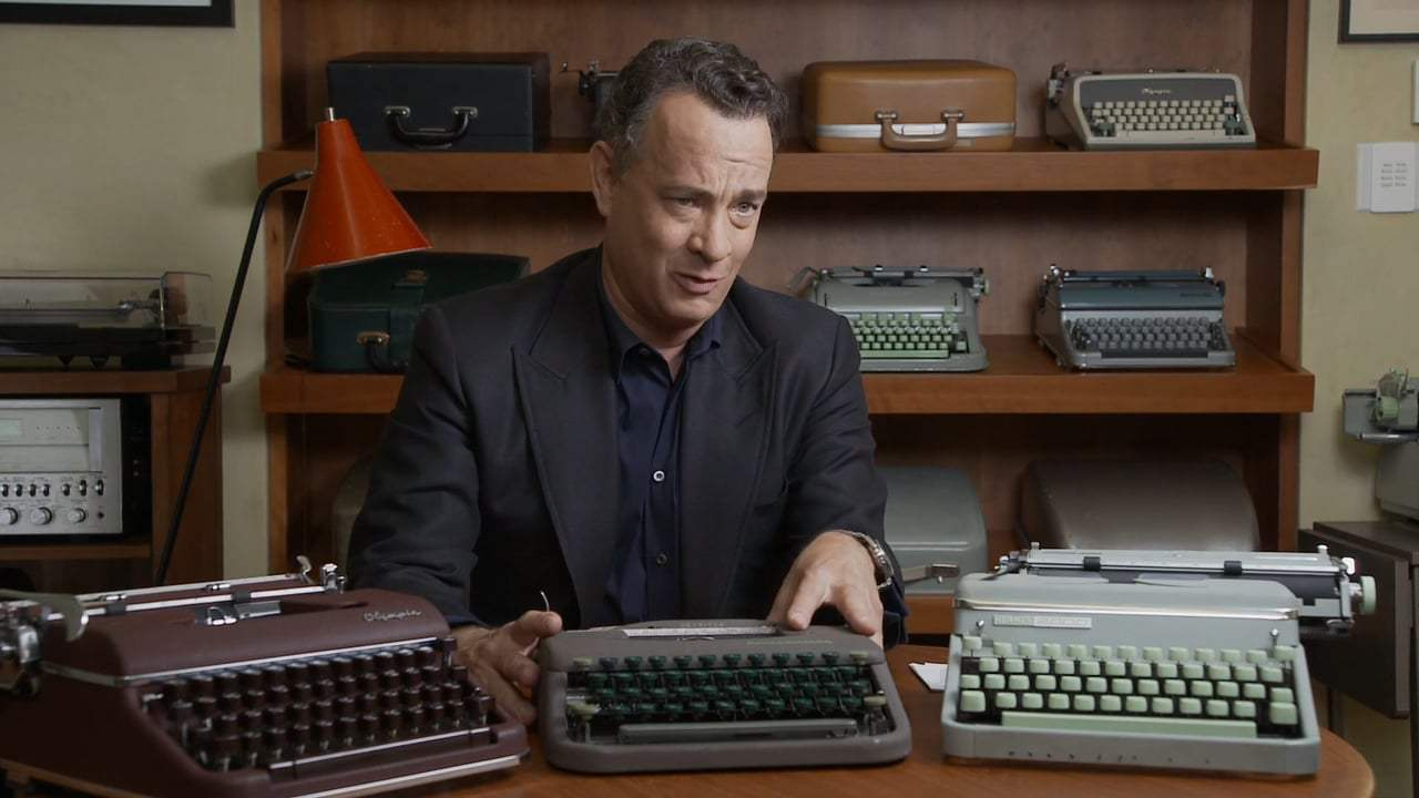 California Typewriter (2017) - Tom Hanks