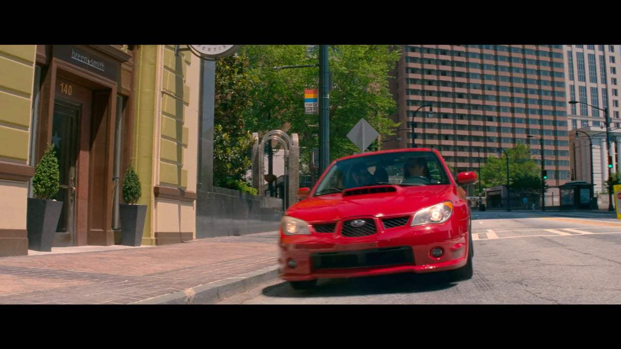 Baby Driver TV Spot - 20 Years in the Making (2017)