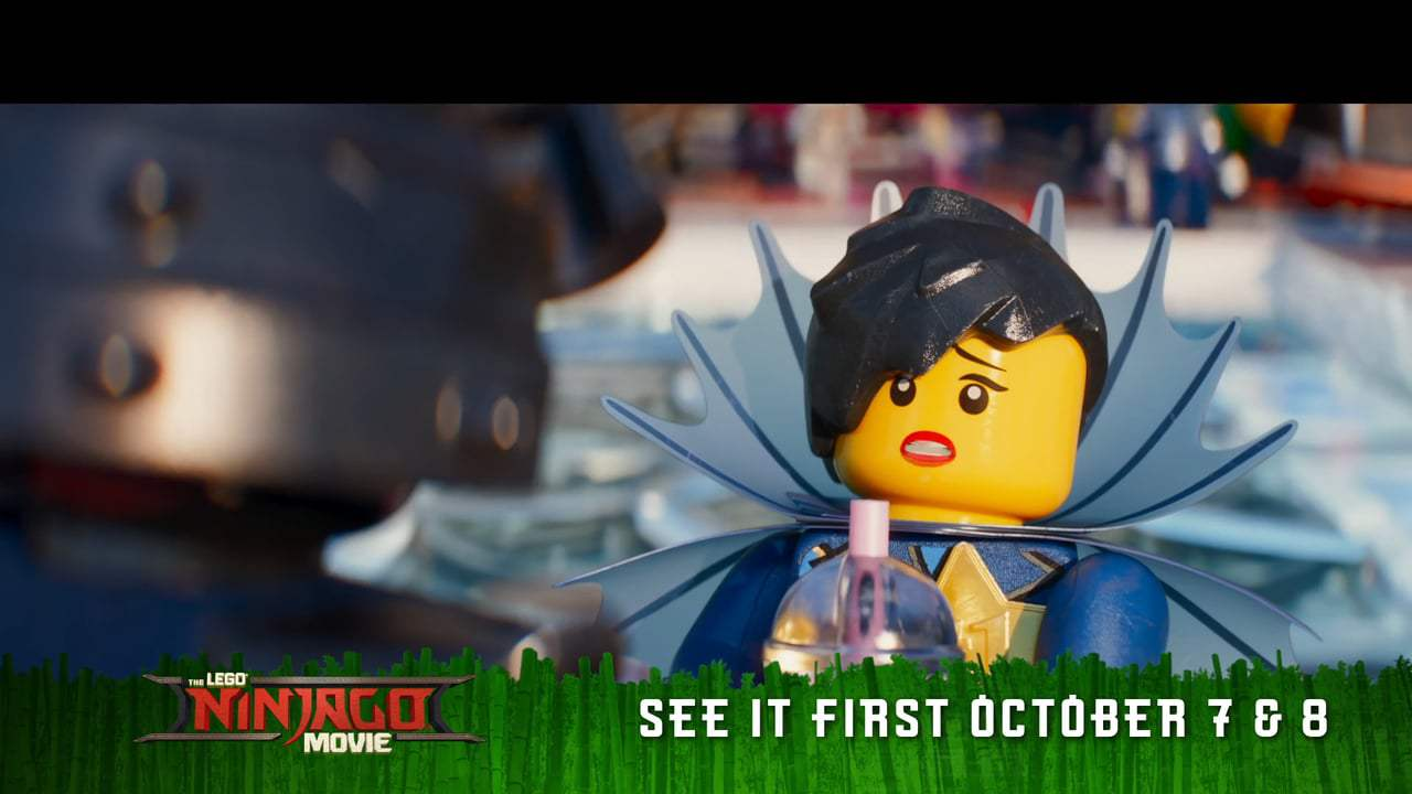 The Lego Ninjago Movie TV Spot - Piece of the Action (2017)
