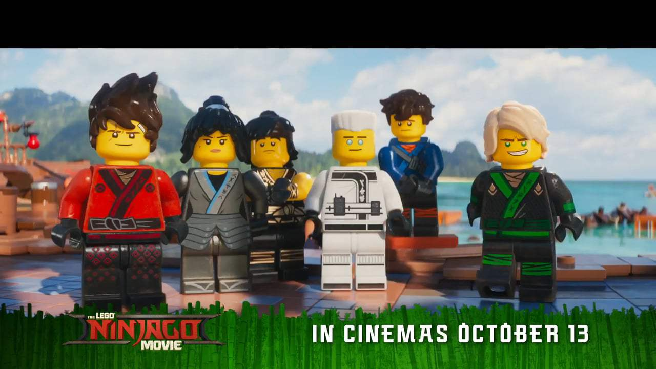 The Lego Ninjago Movie TV Spot - Kitty (2017)