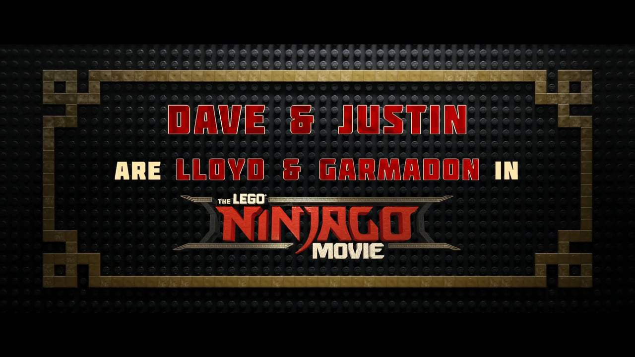 The Lego Ninjago Movie TV Spot - Me and My Minifig (2017)