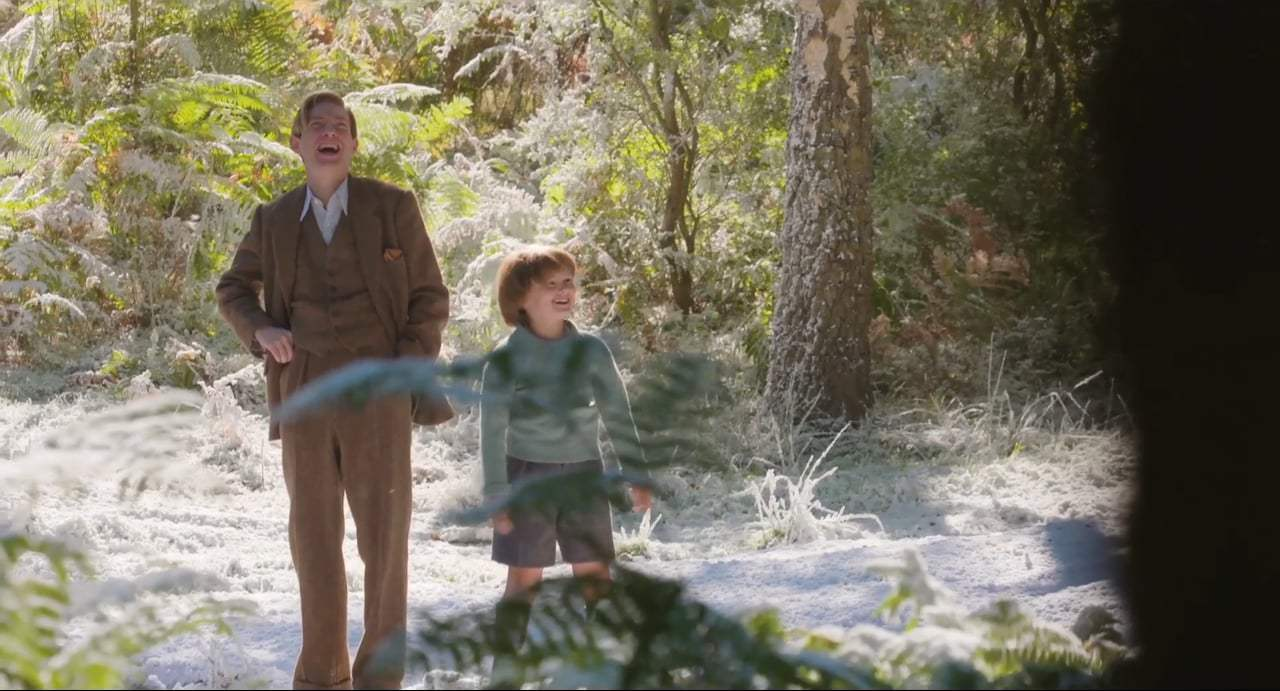 Goodbye Christopher Robin Featurette - Hello Billy Moon (2017)