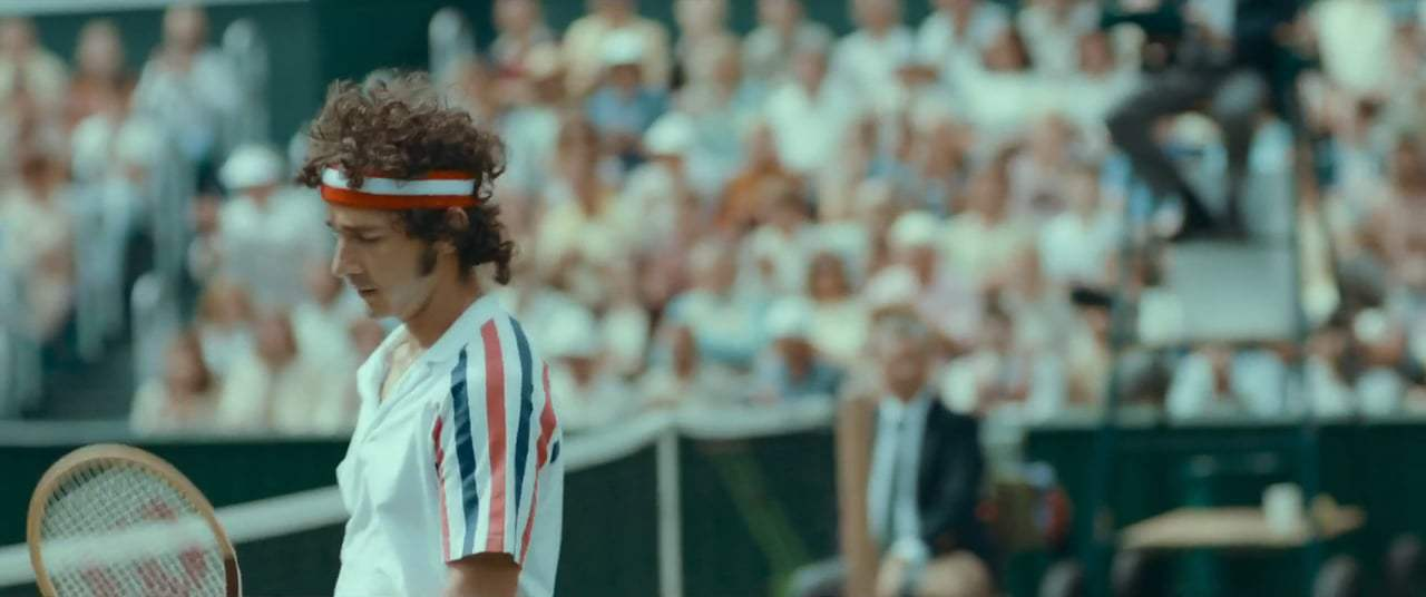 Borg/McEnroe (2017) - You Cannot Be Serious