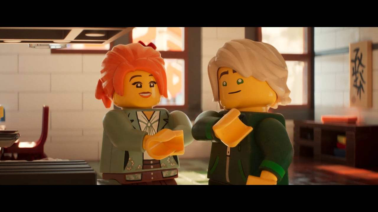The Lego Ninjago Movie (2017) - The Real You