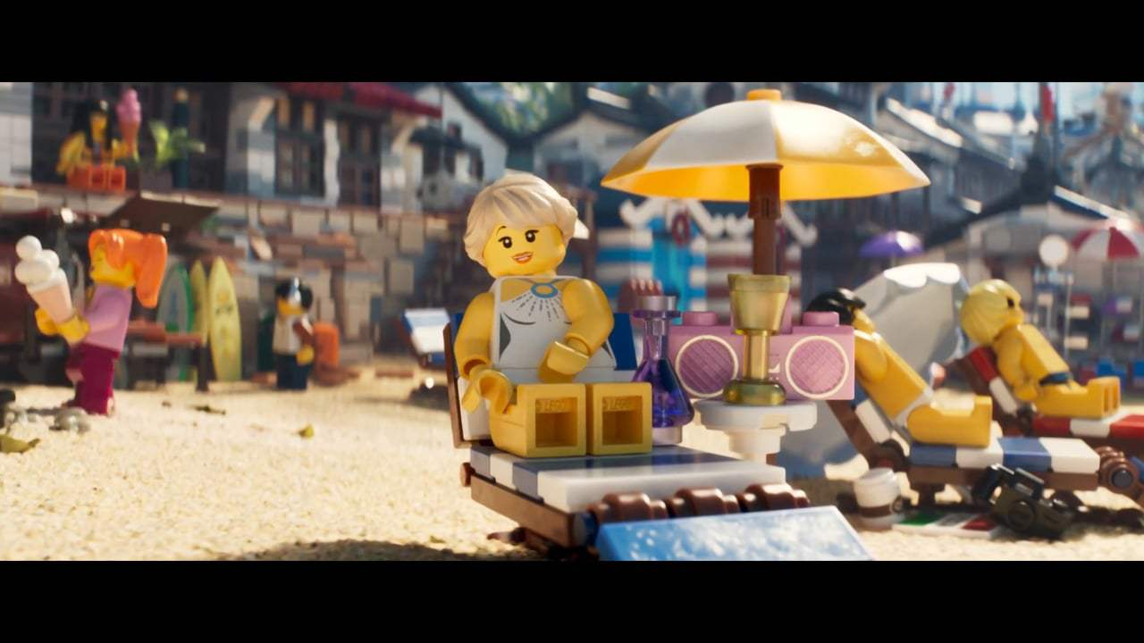 The Lego Ninjago Movie (2017) - Boo Lloyd