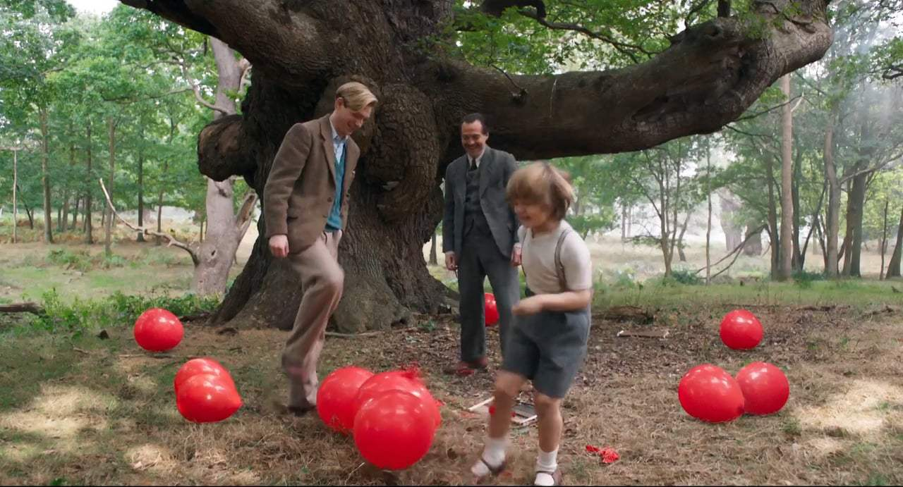 Goodbye Christopher Robin TV Spot - Inspire (2017)