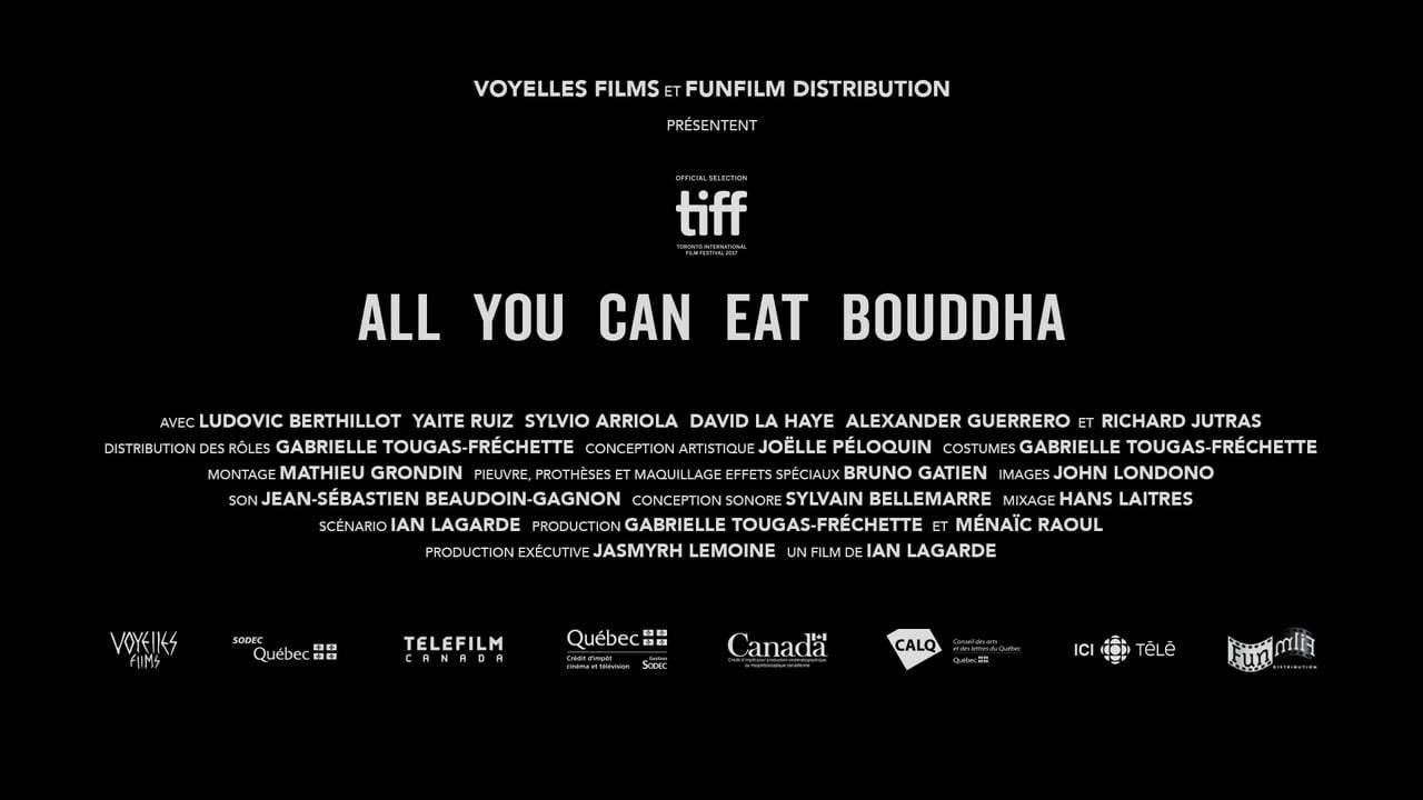 All You Can Eat Buddha Trailer (2017)