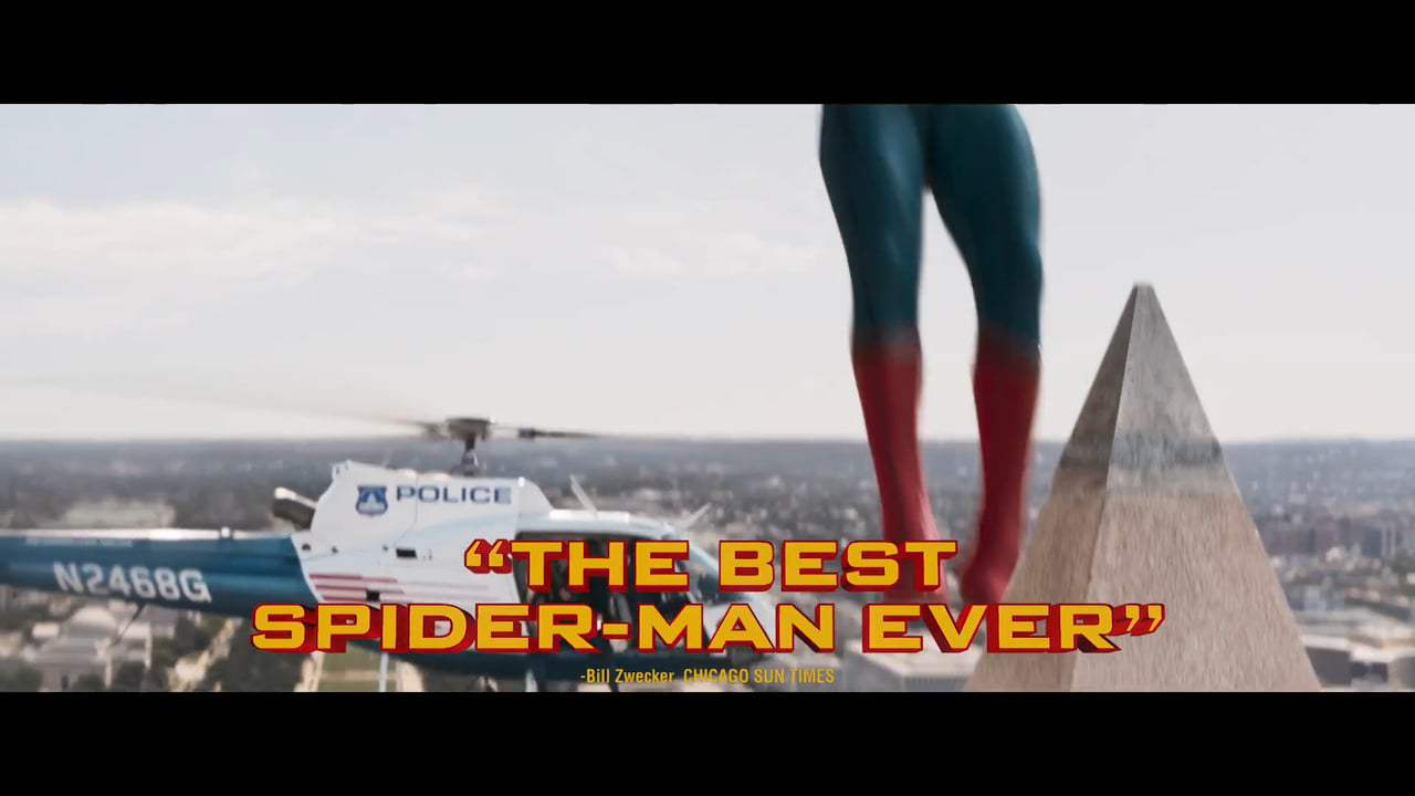 Spider-Man: Homecoming TV Spot - Family Night (2017)