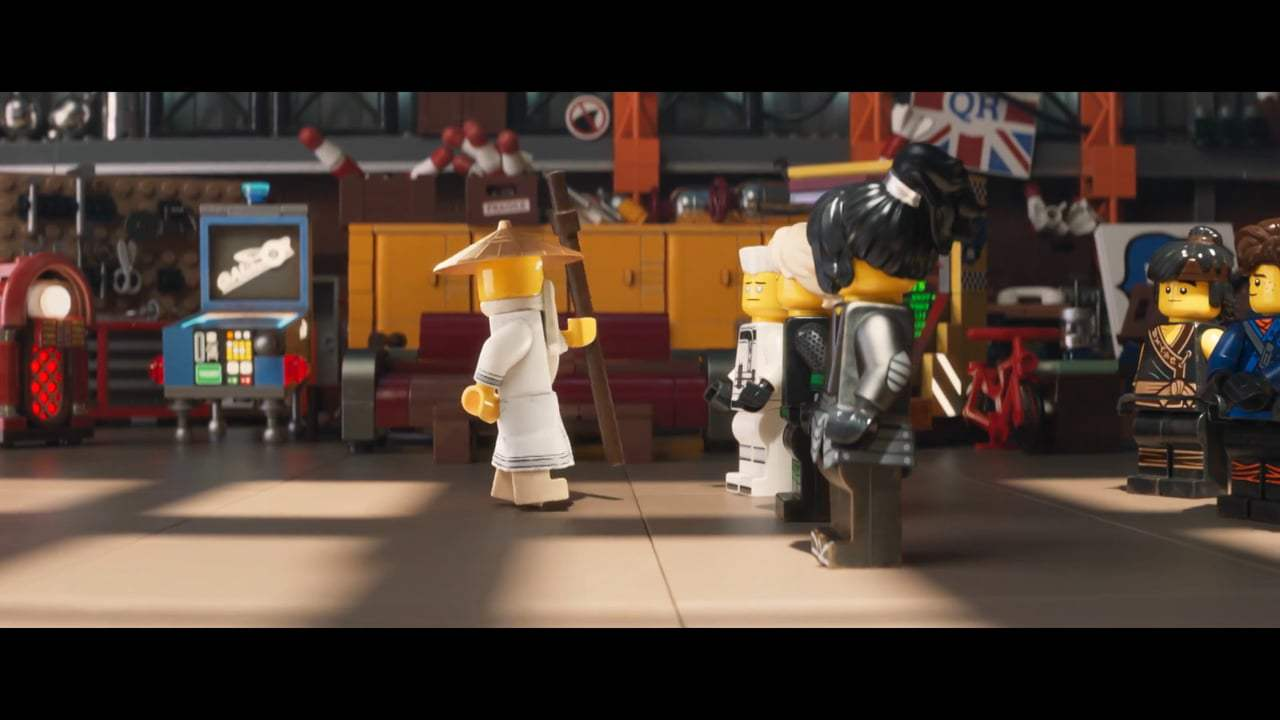 The Lego Ninjago Movie (2017) - Secret Ninja Force
