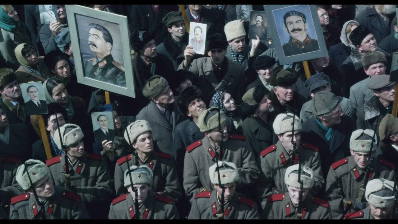 The Death of Stalin Trailer B (2017)