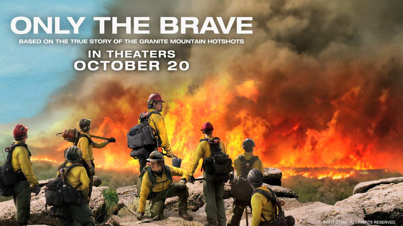 Only the Brave Feature Trailer (2017)