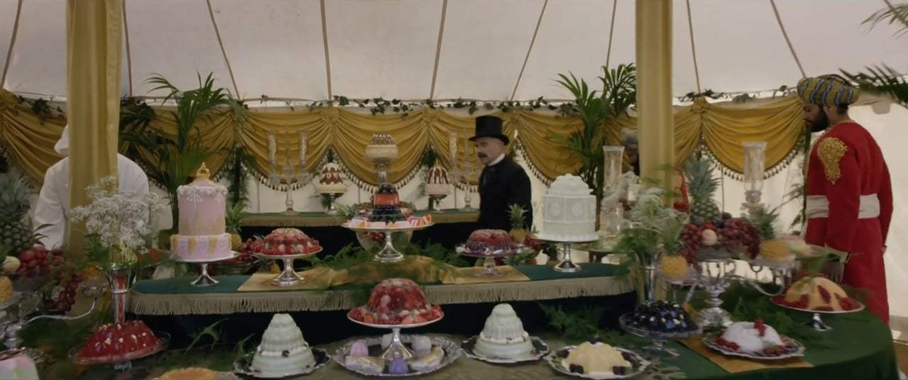 Victoria and Abdul (2017) - Garden Party