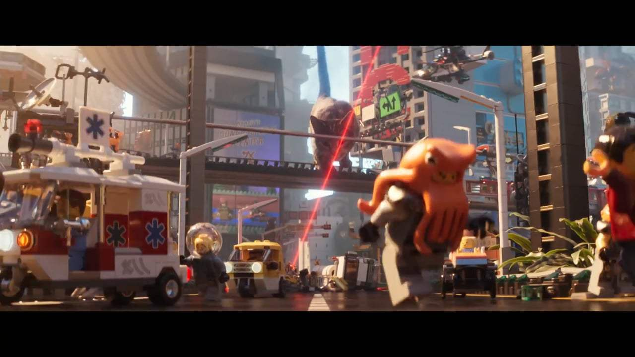 The Lego Ninjago Movie (2017) - He's So Cute