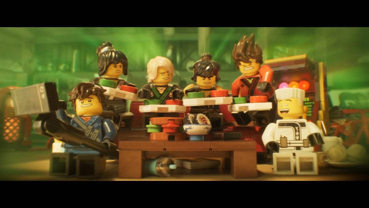 The Lego Ninjago Movie Music Video - Found My Place (2017)