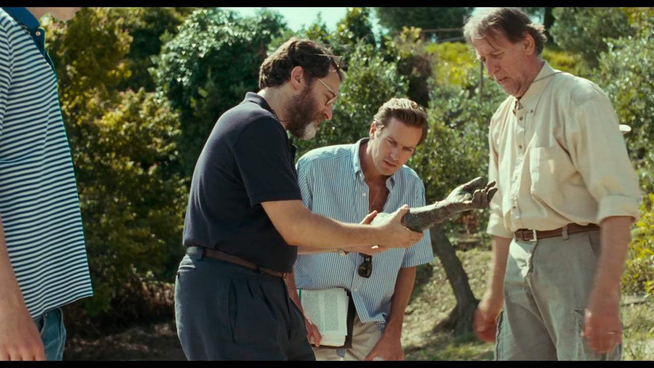 Call Me by Your Name (2017) - Truce