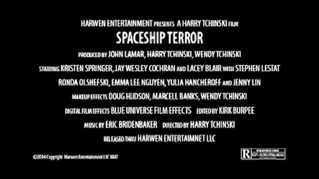 Spaceship Terror Trailer (2011)