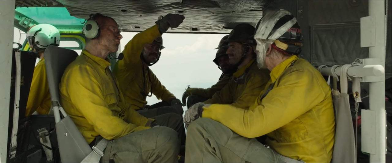 Only the Brave (2017) - Chinstrap