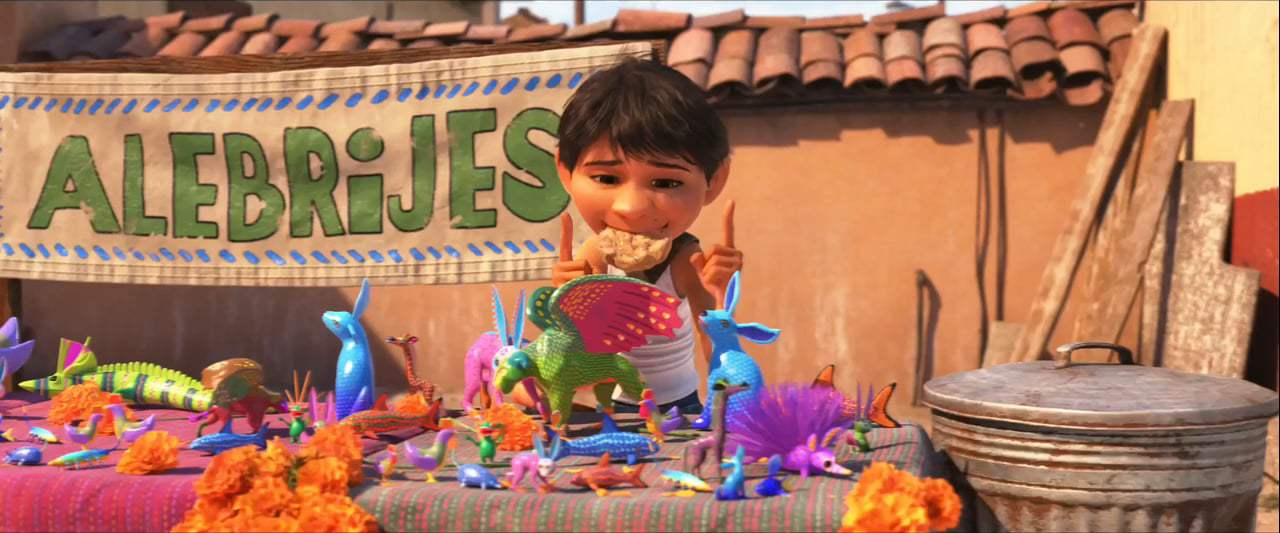 Coco TV Spot - Every Pixar World (2017)