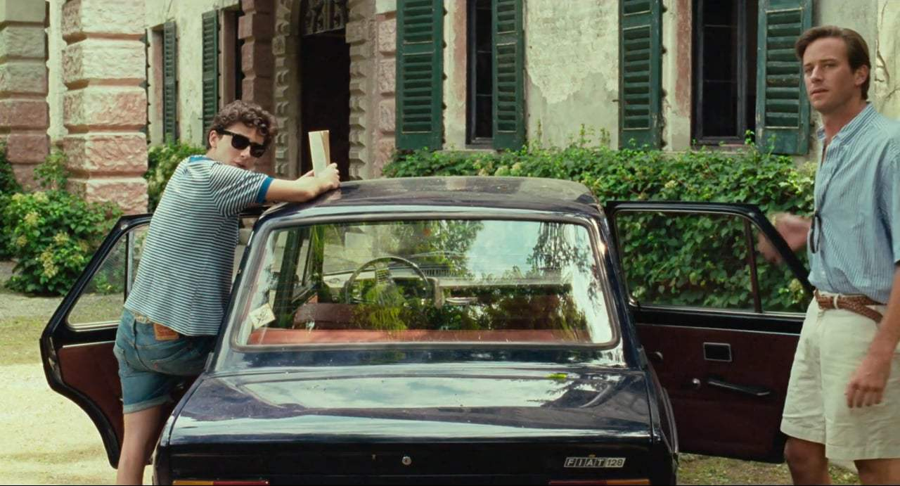 Call Me by Your Name (2017) - What Would Be The Harm In That