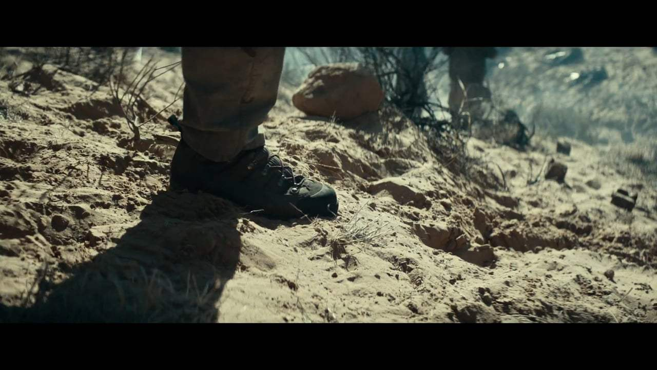 12 Strong Trailer (2018)