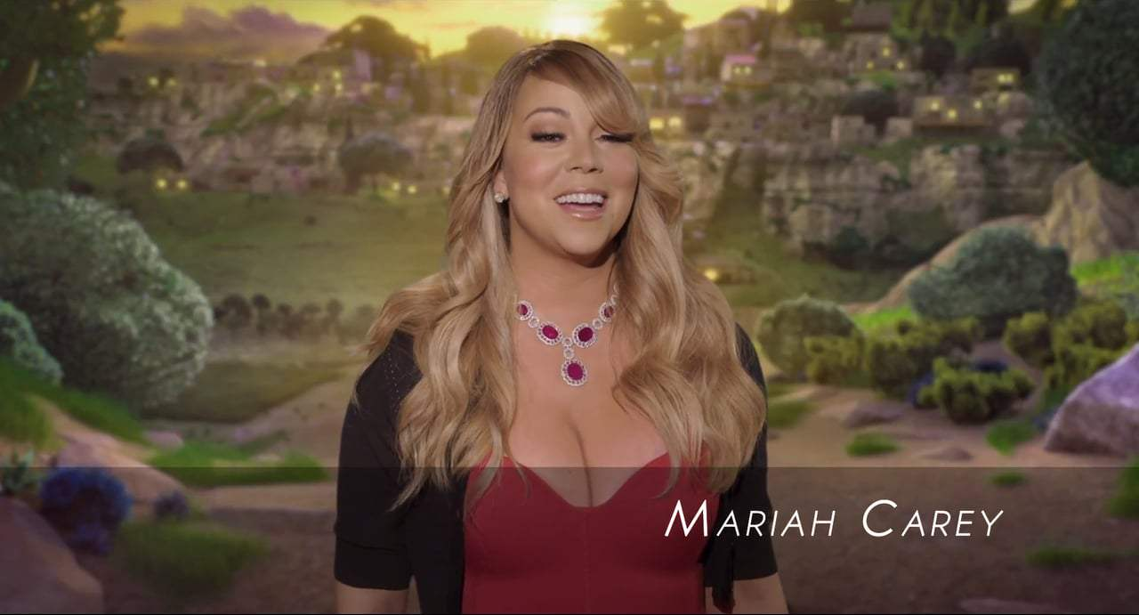 The Star Featurette - Mariah Carey (2017)