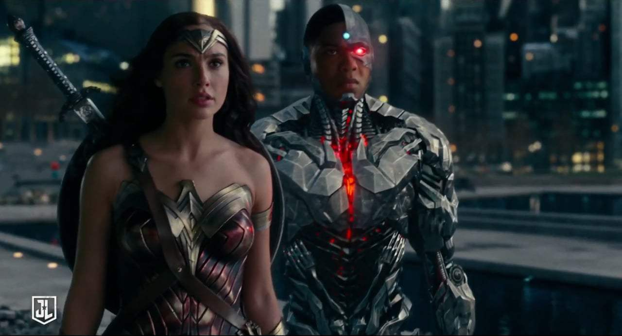 Justice League Featurette - Victor Stone aka Cyborg (2017)