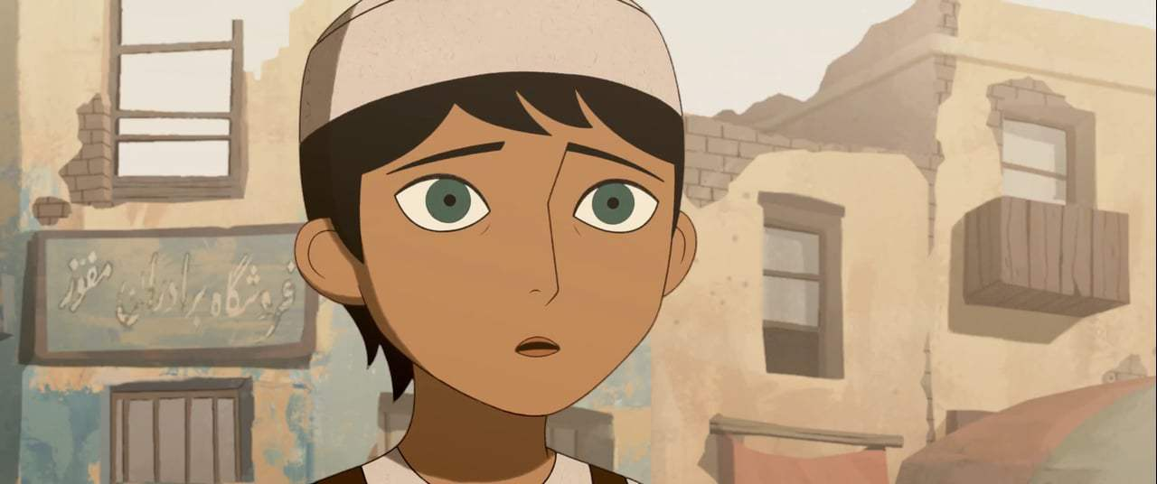 The Breadwinner Feature Trailer (2017)