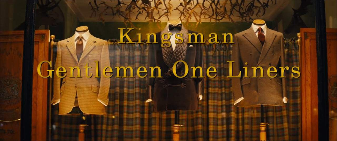 Kingsman: The Golden Circle TV Spot - One Liners (2017)