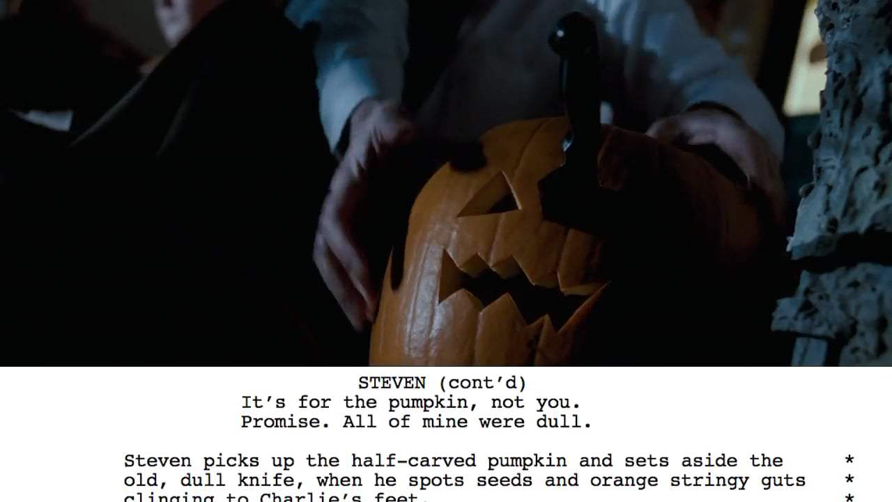 Trick 'r Treat Featurette - From Script to Screen: Check Your Candy (2008)