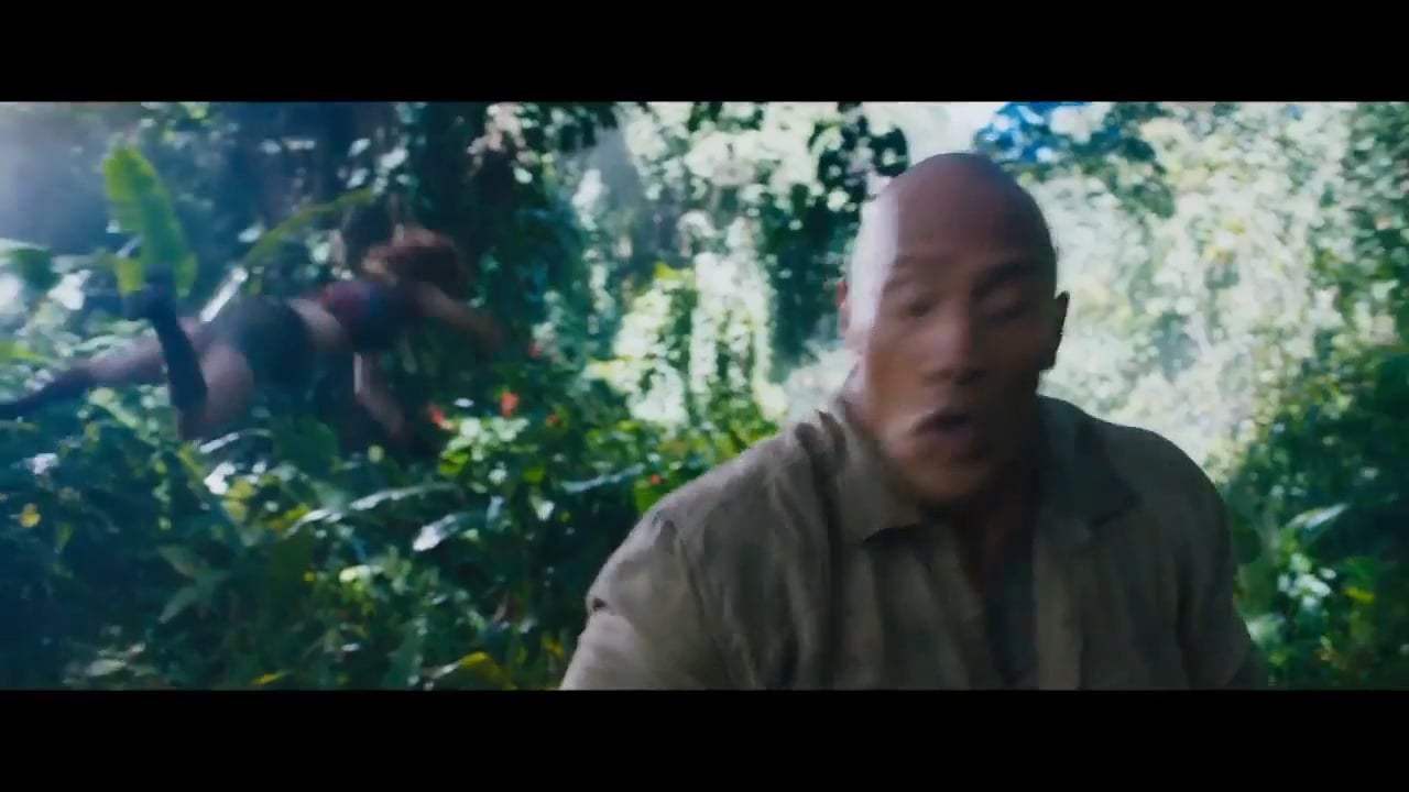 Jumanji: Welcome to the Jungle Featurette - Evolution (2017)