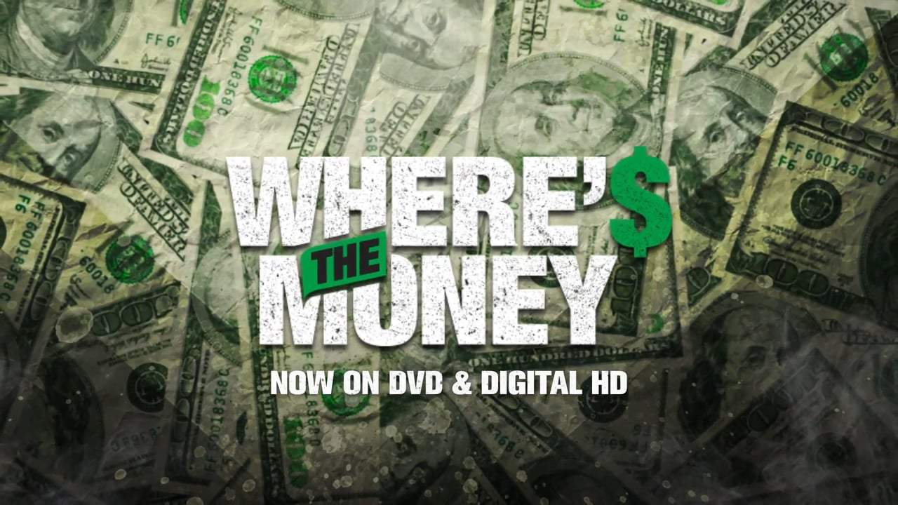 Where's the Money (2017) - Uncle Leon