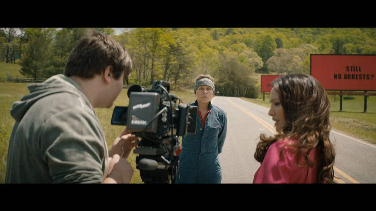 Three Billboards Outside Ebbing, Missouri TV Spot - Self Explanatory (2017)