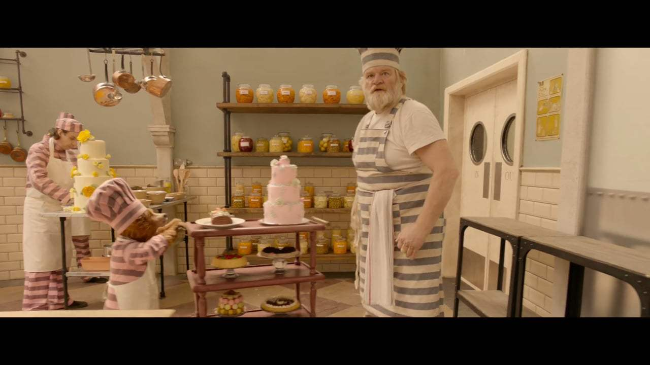 Paddington 2 TV Spot - Baking (2018)