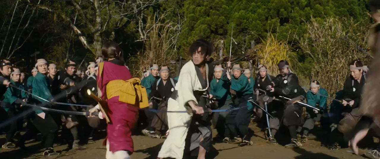 Blade of the Immortal (2017) - Brawl