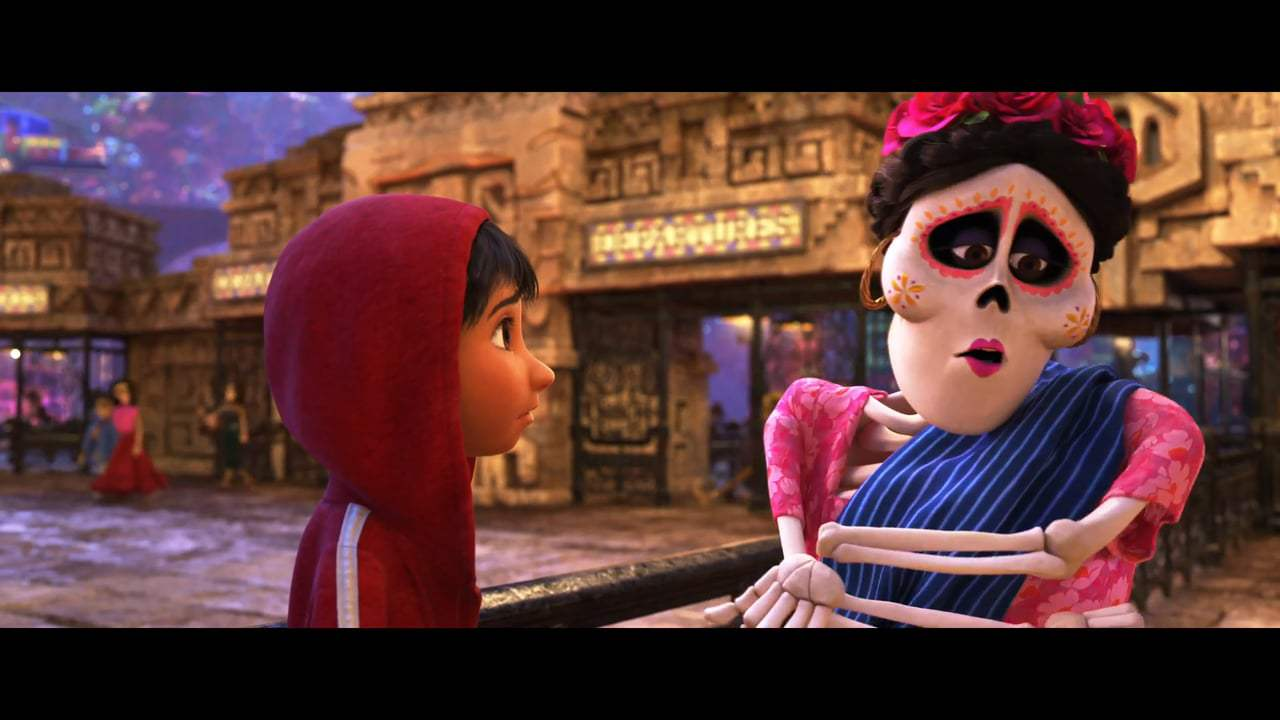 Coco (2017) - Anything to Declare?