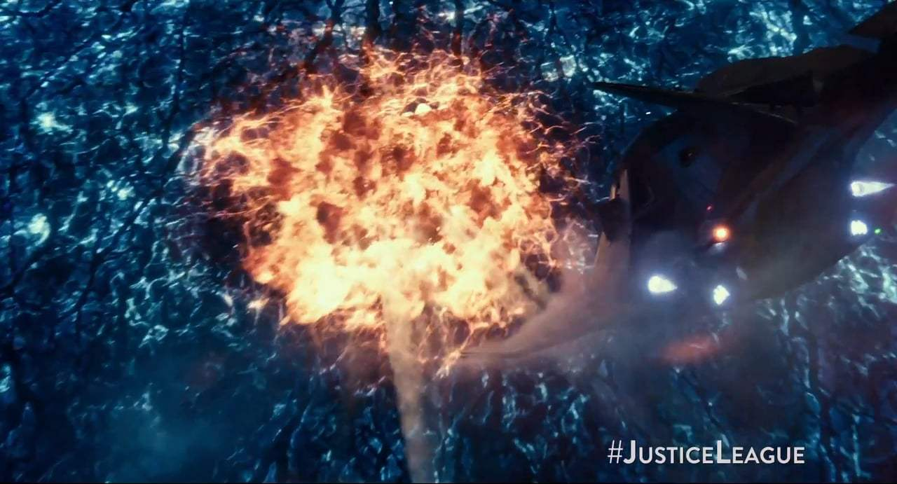 Justice League TV Spot - Skills (2017)