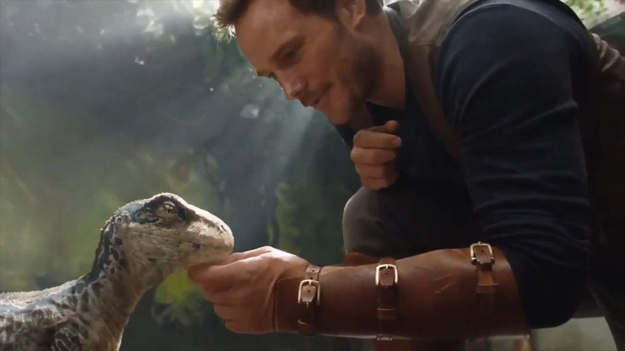 Jurassic World: Fallen Kingdom Tease (2018)