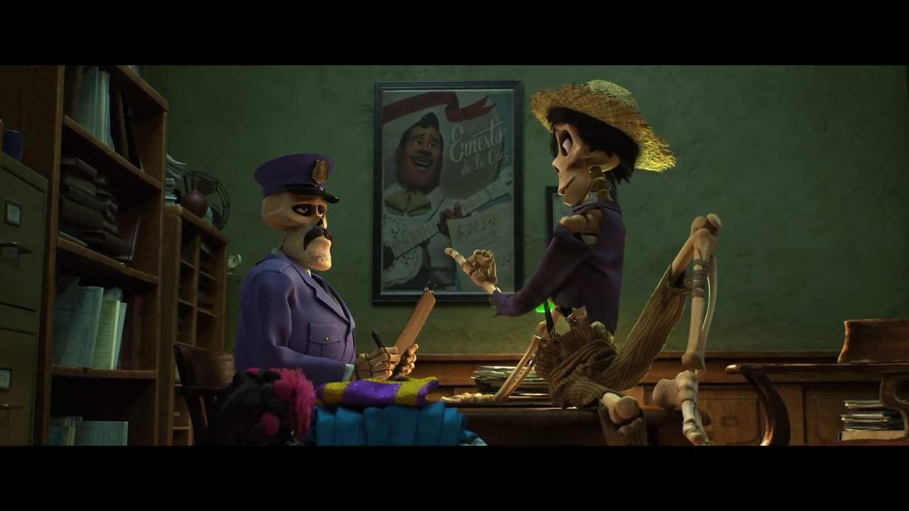 Coco (2017) - Clean Up Your Act