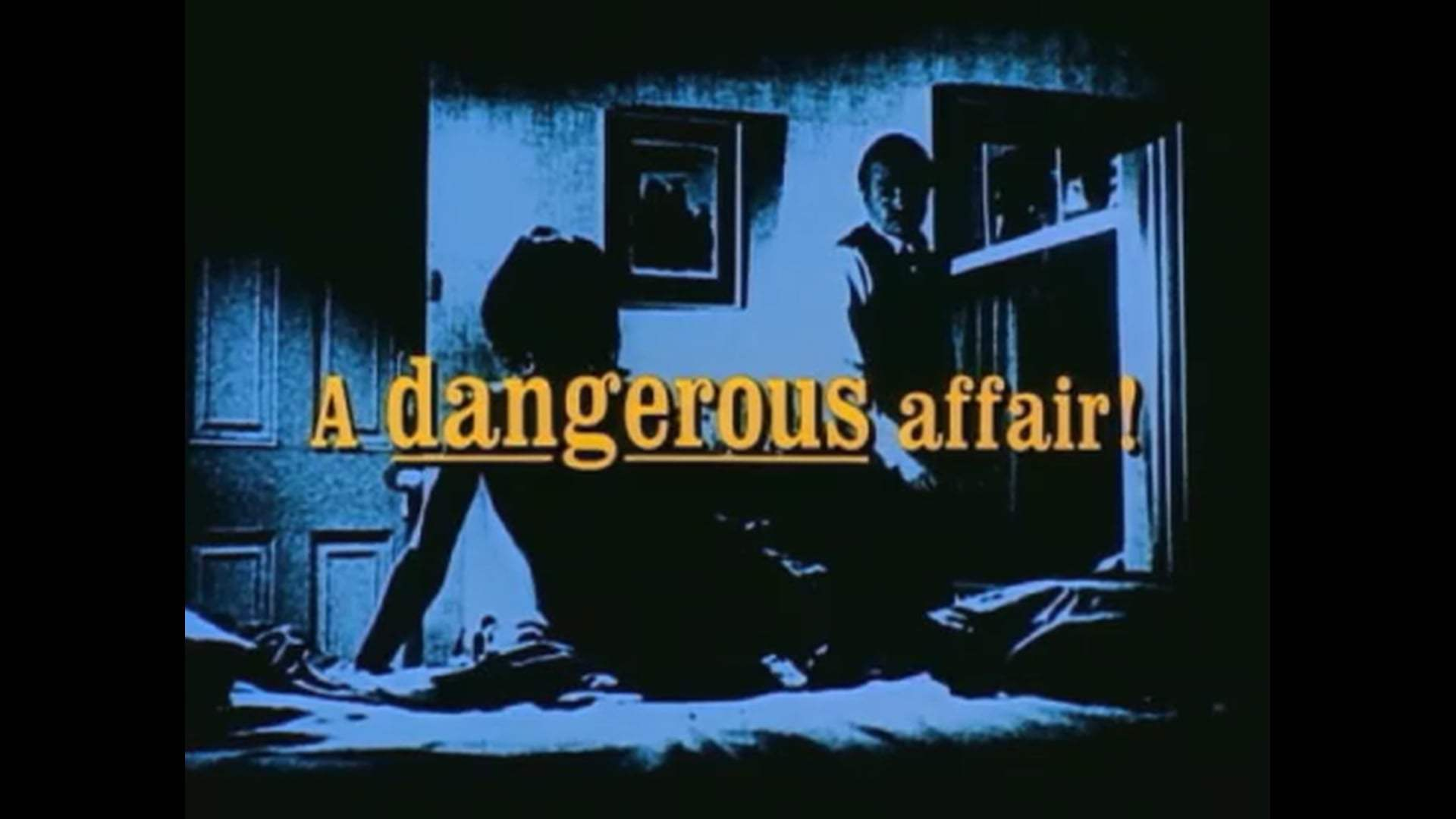 The Deadly Affair Trailer (1966)