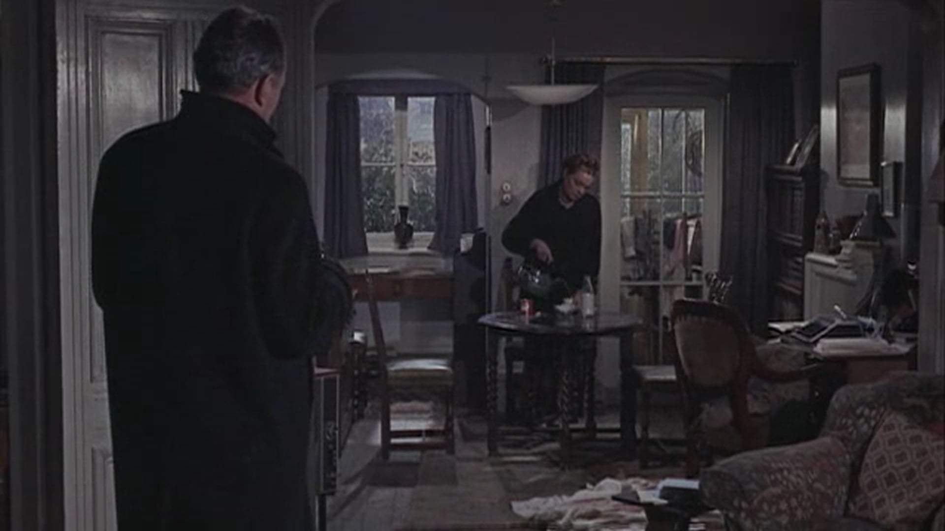 The Deadly Affair (1966) - No Option