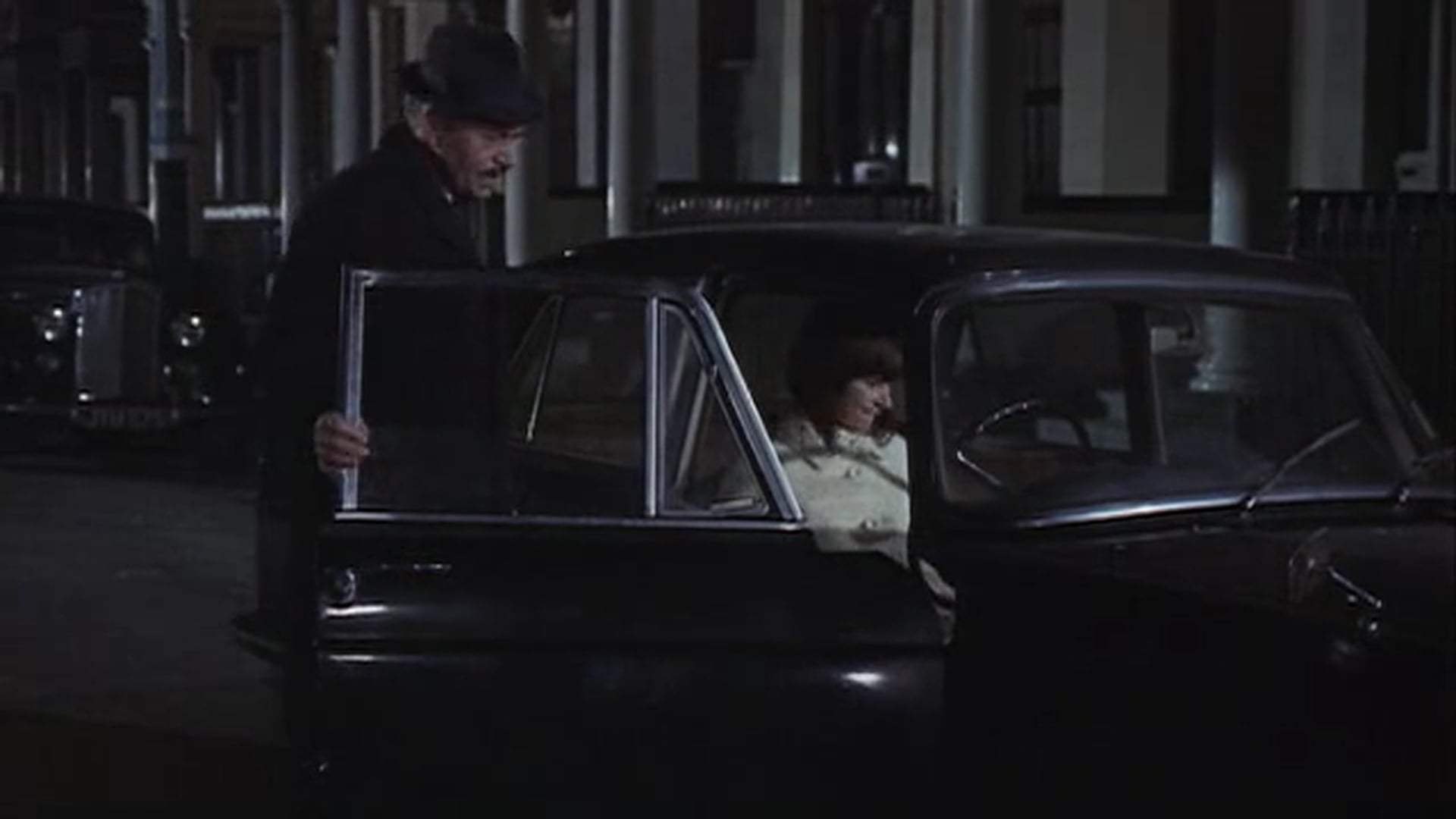 The Deadly Affair (1966) - Dewy
