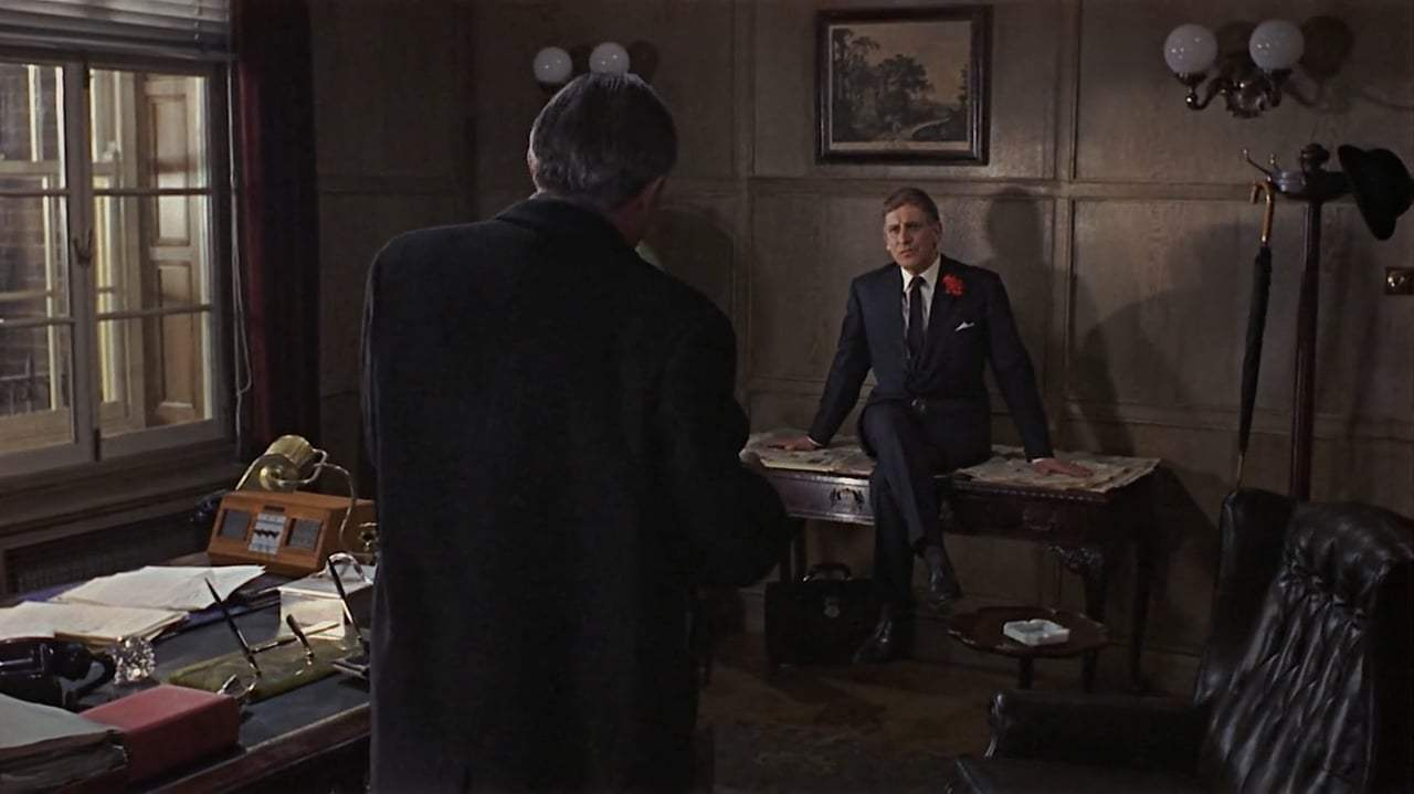 The Deadly Affair (1966) - Suicide