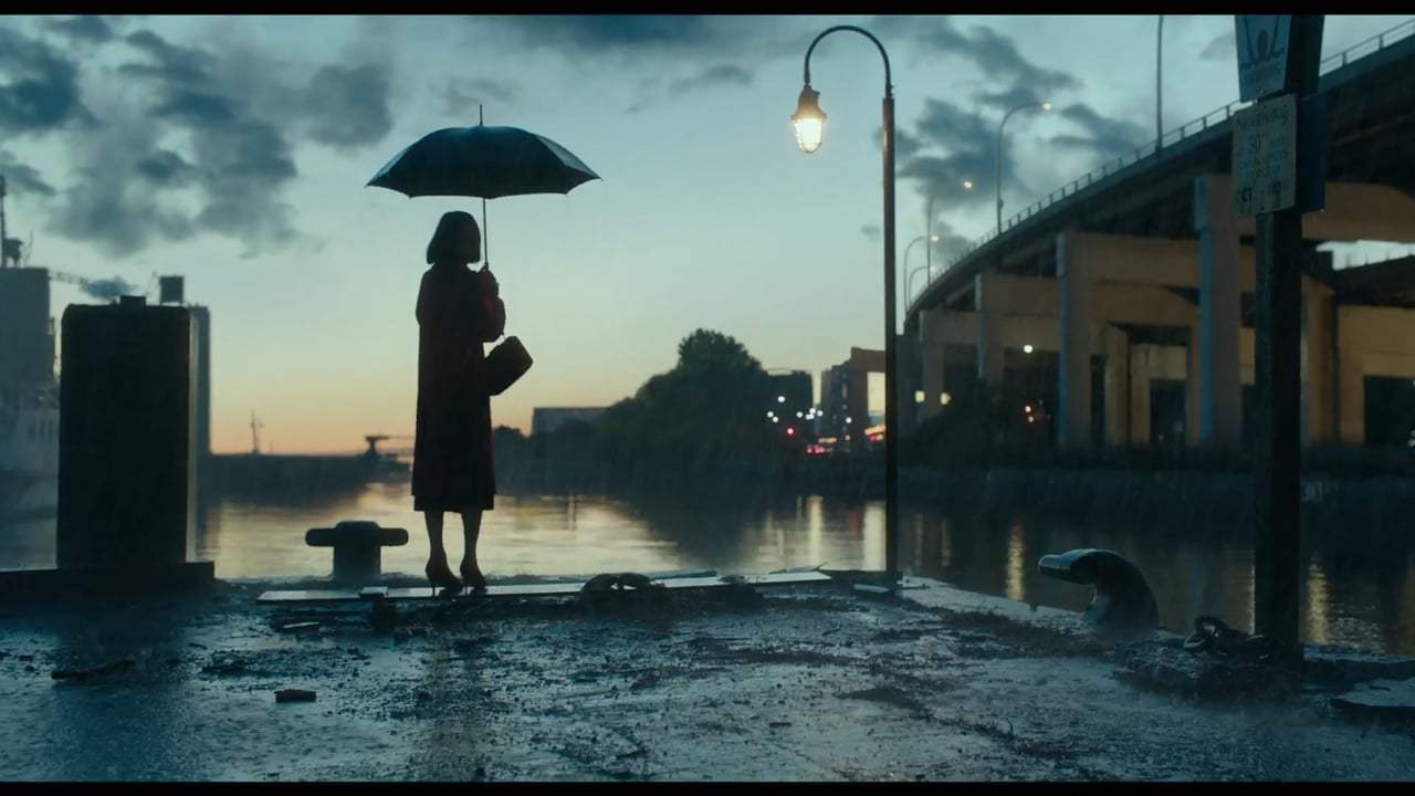 The Shape of Water TV Spot - Ticking (2017)